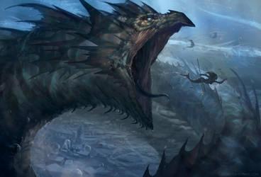 Leviathan by mrNepa