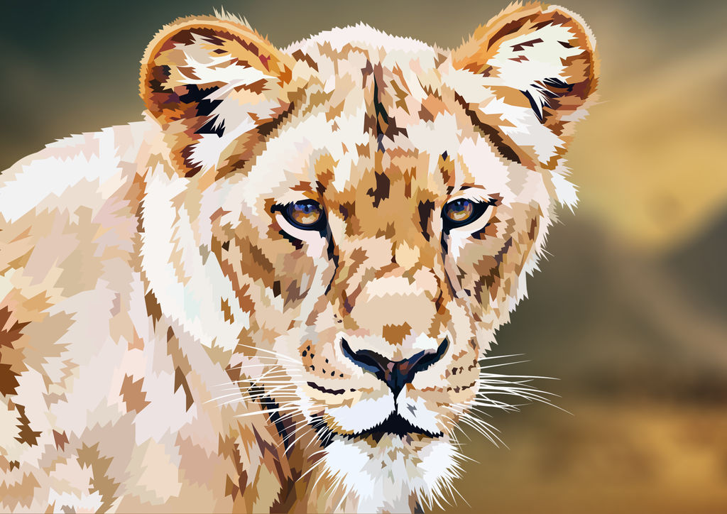 Lioness by elviraNL