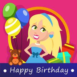 Happy Birthday to you by elviraNL