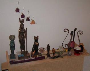 Altar 2 by IsadoraBrokenHeart