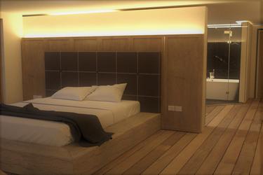Bedroom Setting by Myutogaru