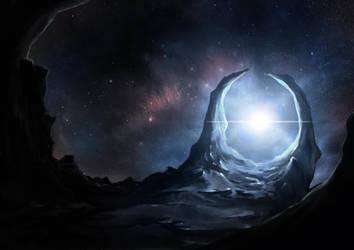 Star Gate by Kalamansi