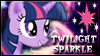 Twilight Sparkle Stamp by jewlecho