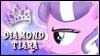 Diamond Tiara Stamp by jewlecho
