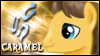 Caramel Stamp by jewlecho