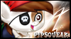 Pipsqueak Stamp by jewlecho