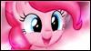 Happy Pinkie Pie Stamp by jewlecho
