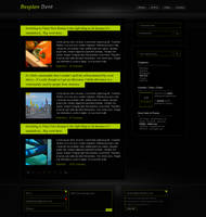 Resplen Dent. - Web Design by iiipod