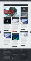 Antarctic: Blog Theme by iiipod