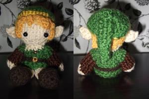 Crochet Link by SorceressofMalice