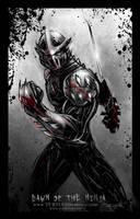 Shredder : Dawn of the Ninja by RayDillon