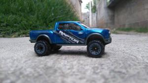 Raptor Ford by MannuelAlegria