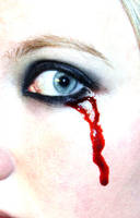 Crying Blood Stock 3 by Death-Star-Stock