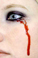 Crying Blood Stock 4 by Death-Star-Stock