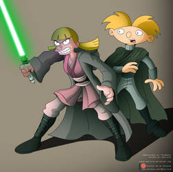 Fanfiction: The Jedi and Her Prince by FFiamgoku