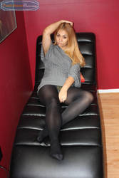 Serious About Pantyhose by PantyhoseClass