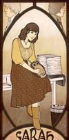 Sarah Jane Smith by mustamirri