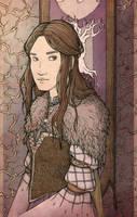 Lyanna Stark by mustamirri
