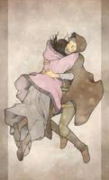 The Escape by mustamirri