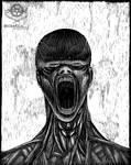 Scream by mechanicalwhisp