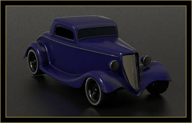 Ford 32 HOT ROD by thyho