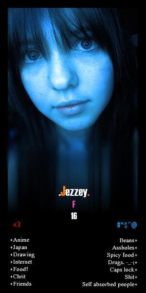 jezzey's Profile Picture
