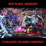 Enter: The Ninja! - Ninjapalooza! by Estonius