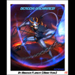 Dengeki Unchained! By Mounier Florent [MoonYeah] by Estonius