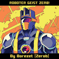 Transformers: Roboter Geist Zer0! By Borezet! by Estonius