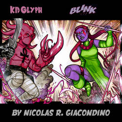 Team Teleporters: Kid Glyph + *BLINK* By N.R.G! by Estonius