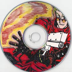 Trigun CD by Marimokun