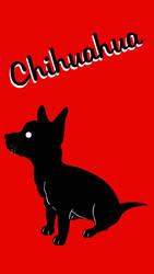 Chihuahua Poster 1 by Chongodog