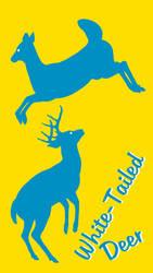 Deer Poster 1 by Chongodog
