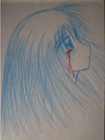 blaue Traenen by EmoPittieplatsch