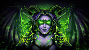 Legion Contest Entry: Demon Hunter by rizuart