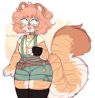 CM:Momo by PastelBits