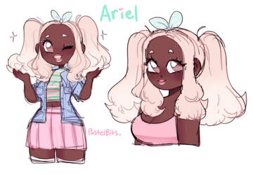 Ariel by PastelBits