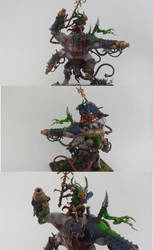 thanquol and boneripper - skaven by ChiefRat