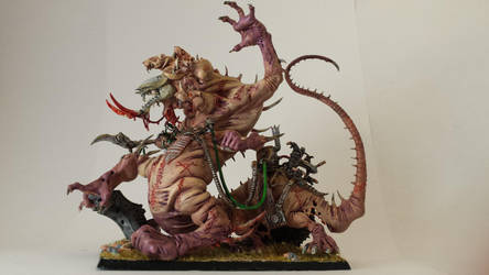 skaven - hell pit abomination by ChiefRat