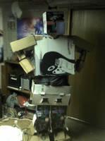 Box Man Version 2 by SUBWAYJAROD