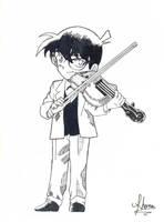 Detective Conan- Violin by AleDubber