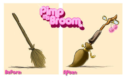 Pimp my Broom by uppuN