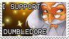 I support Dumbledore stamp by uppuN