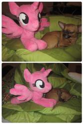 WIP New Princess Pony by uppuN