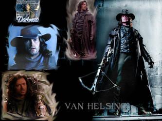 Gabriel Van Helsing by LilxByrd