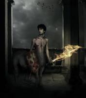 Centaur by maariusz