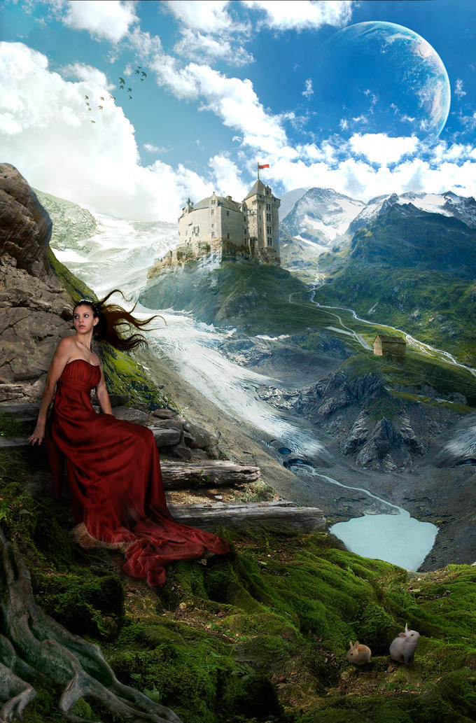 Lost World by maariusz