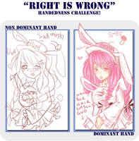 Right is Wrong Challenge: Ten-Shika Edition by Hotaruin