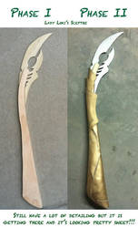 Loki Staff: Before and After by Gijinka--Girl