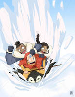penguin ride by duckmastah13